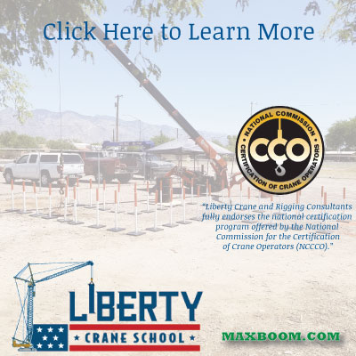 Liberty Crane and Rigging Consultants LLC for Crane Operators